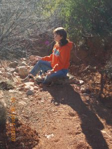 meditation brings calmness and focus